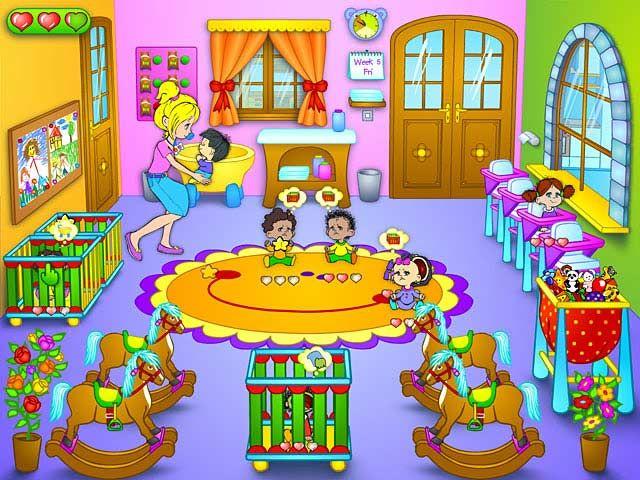 Kindergarten, diversión en pañales