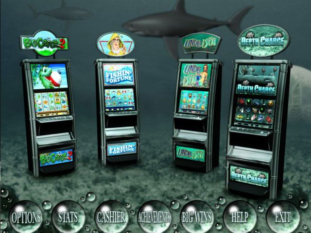Slot Quest: Under the Sea