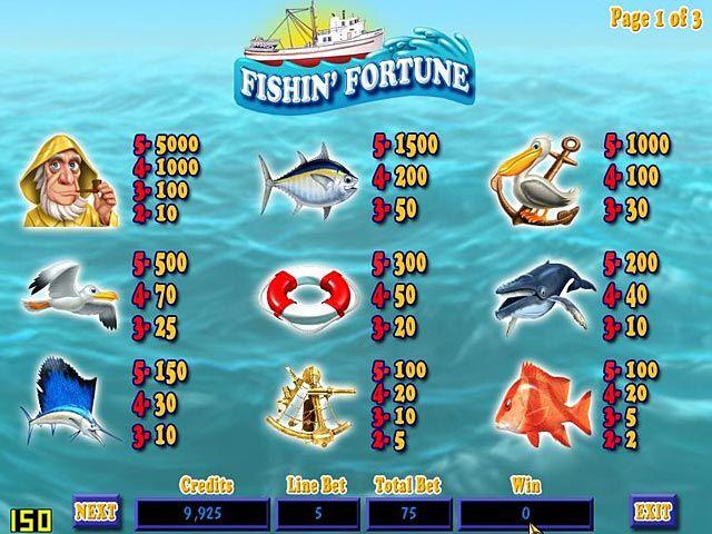 Reel Deal Slots: Fishin' Fortune