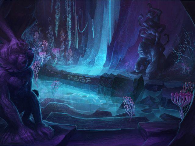 Drawn™: Trail of Shadows
