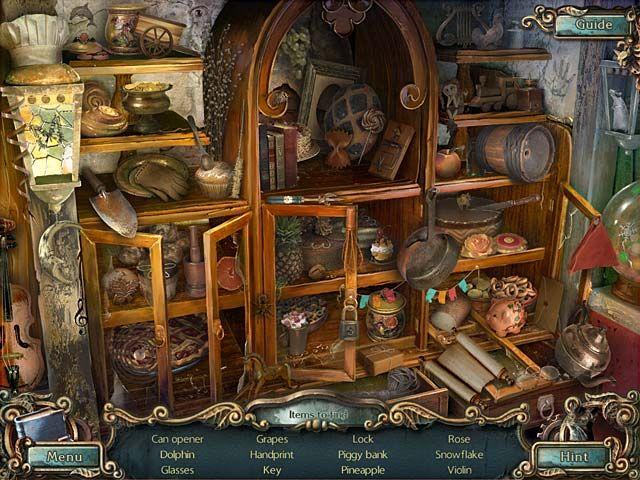 Ghost Towns: Los gatos de Ulthar screen1