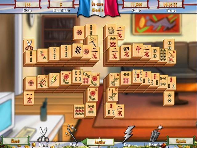 Paris mahjong screen3