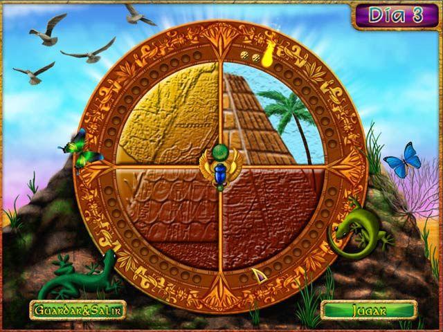 Amazing pyramids screen2