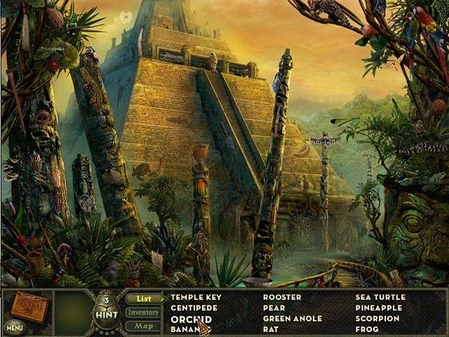 Hidden Expedition Amazon, el juego de buscar objetos que está de moda