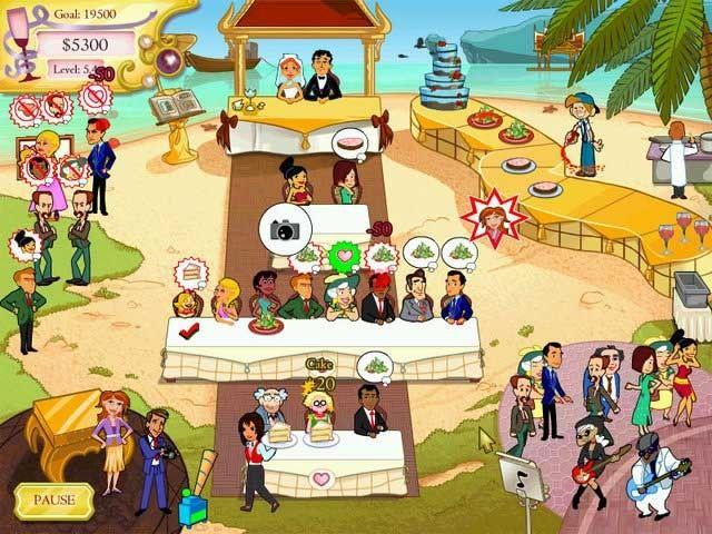 Imagen juego Wedding Dash 2: Rings Around the World