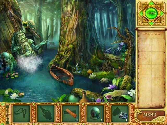 Mystery Age: El Cayado Imperial y otros Juegos de Buscar Objetos