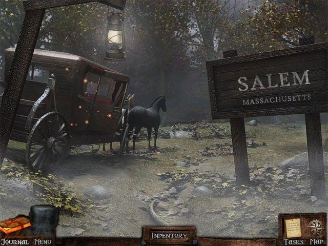 Hidden Mysteries: Salem Secrets