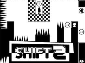 Shift 2 y 3, jugando con el espacio negativo