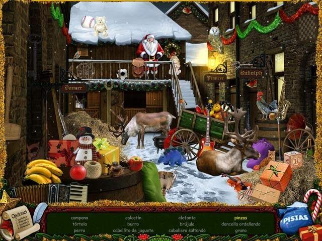 Juegos de Papa Noel