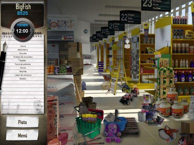 Twisted: Cuento de Navidad Maldito y otros Juegos de Buscar Objetos en Español