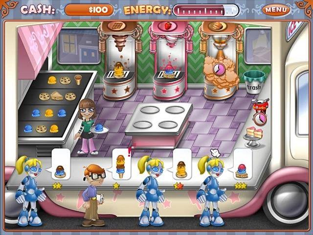 Ice Cream Craze: Natural Hero y Ice Cream Craze: Tycoon Takeover