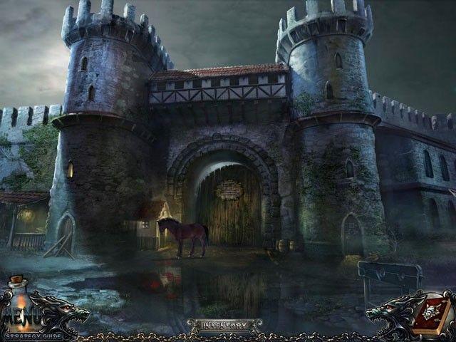 Encontrar Shadow Wolf Mysteries: Curse of the Full Moon