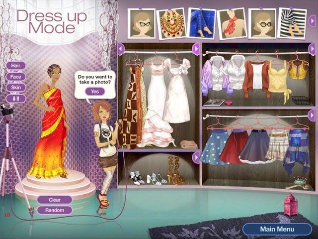 Imagen juego Jojo's Fashion Show 2