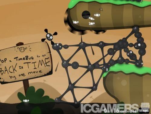 Imagen juego World of Goo