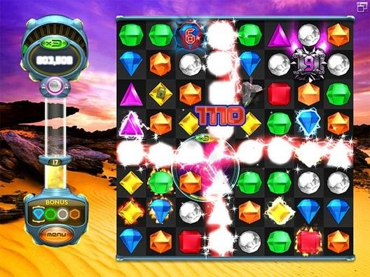 Imagen juego Bejeweled Twist