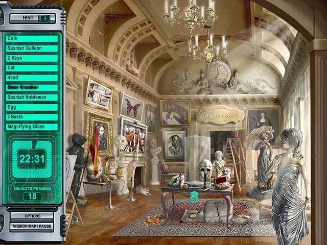 Imagen juego Interpol 2
