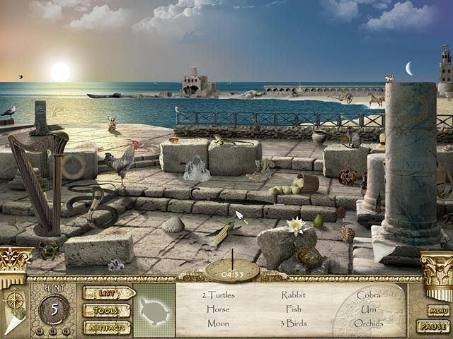 Imagen juego National Geographic Herod's Lost Tomb