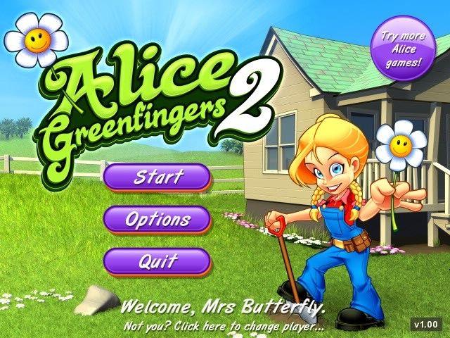 Alice Greenfingers 2, de vuelta a la granja
