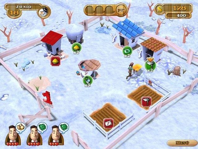 Imagen juego Farmer Jane