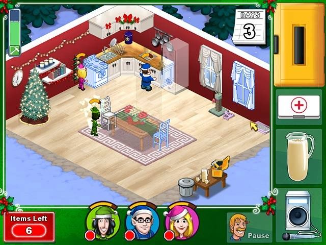 Imagen juego Home Sweet Home: Christmas