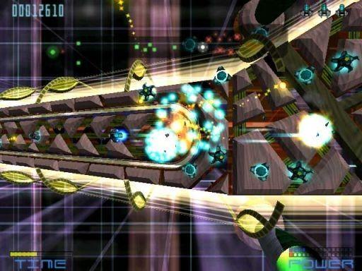 Space Tripper, un clásico juego de naves