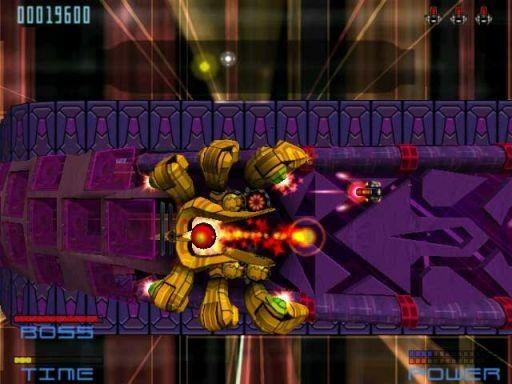 Space Tripper, uno de los jefes finales del juego