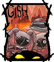 Logo de Gish