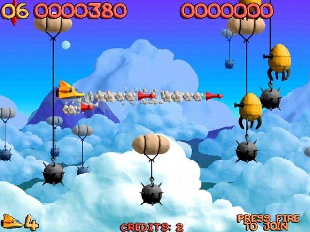 Platypus, imagen del juego