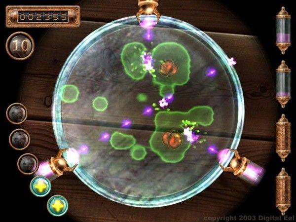 Dr. Blob's Organism, ¿quién dijo que la ciencia era aburrida?