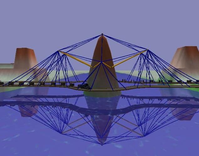 Bridge Construction Set, haciendo divertida la construcción de puentes