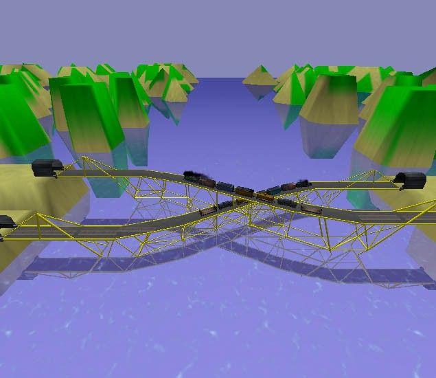 Bridge Construction Set para linux