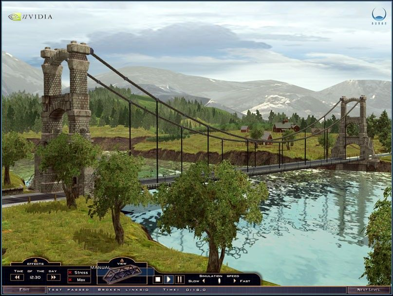 Bridge It, versión mejorada del juego para Windows