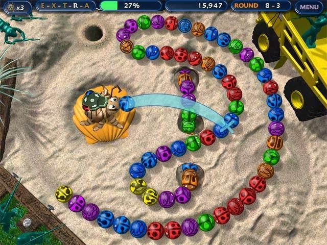 Descarga juego Tumble Bugs