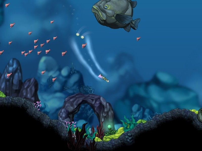 Descarga juego Aquaria