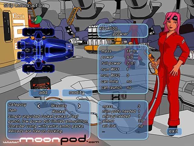 Descarga juego Starscape