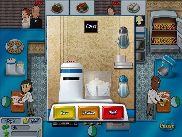 Juegos de Cocina en Español