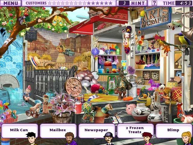 Descarga juego Little Shop of Treasures 2