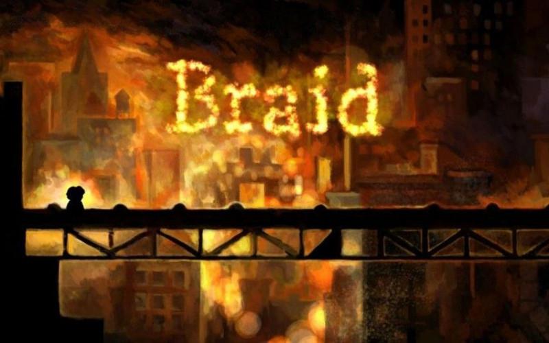 Braid juego de plataformas y puzzle
