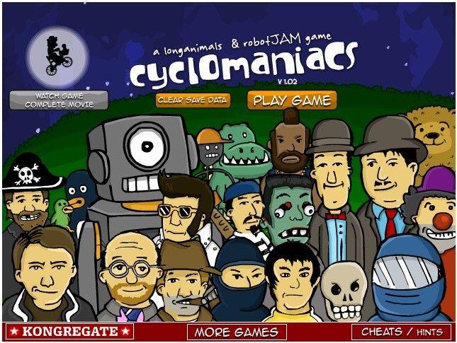 Imagen Cyclomaniacs