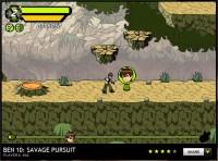 Image Ben 10: Savage Pursuit