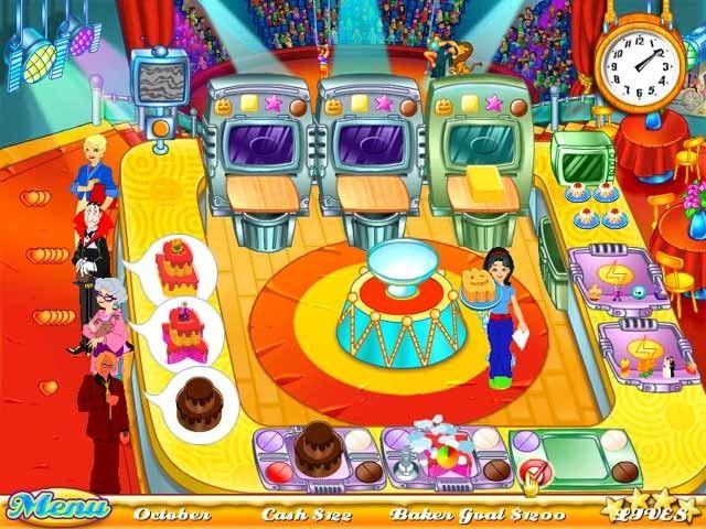 Descarga juego Cake Mania