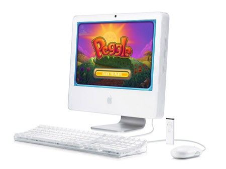Peggle disponible para Mac y iPod
