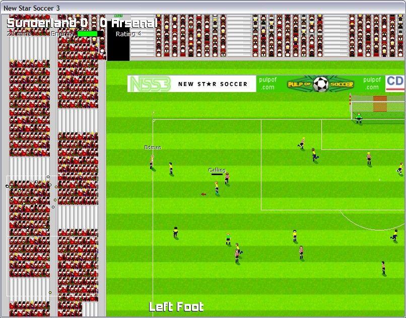 Imagen New Star Soccer