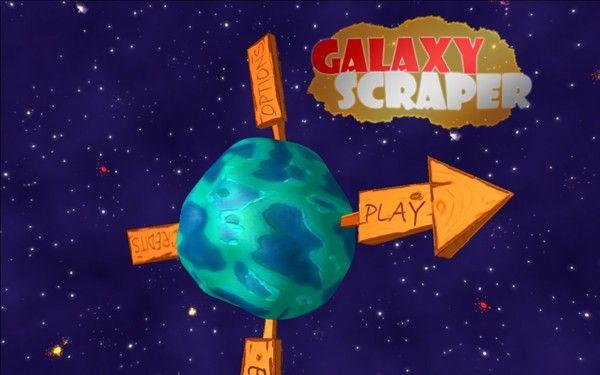 Galaxy Scraper, un divertido plataformas con un toque de humor