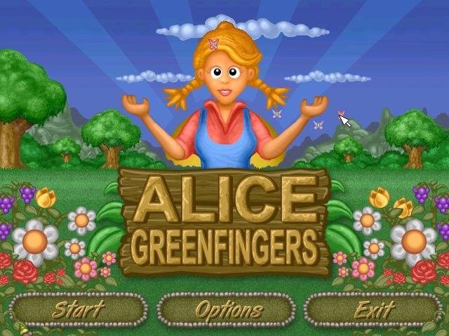 Alice Greenfingers, cultiva tu propio huerto