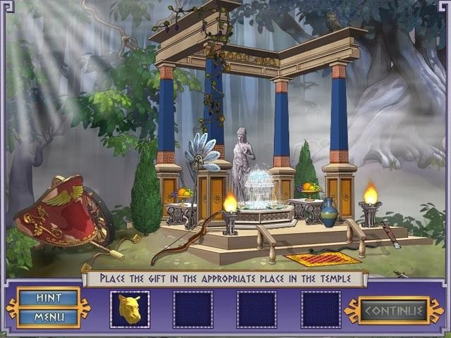 Trial of the Gods: Ariadne's Journey, en español