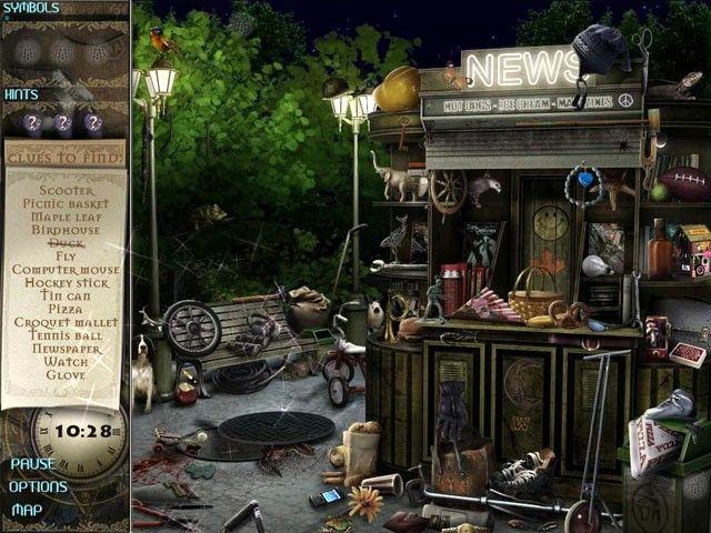 Más juegos de encontrar objetos escondidos