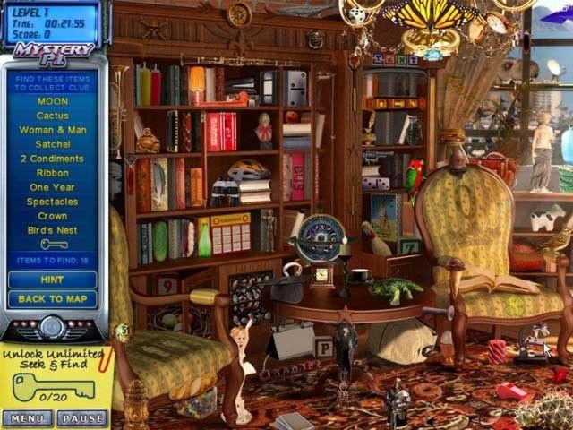 Descarga juego de Mystery P.I. Lottery Ticket