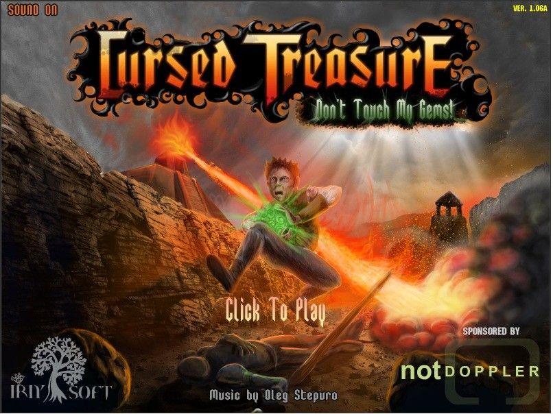 Imagen Cursed Treasure