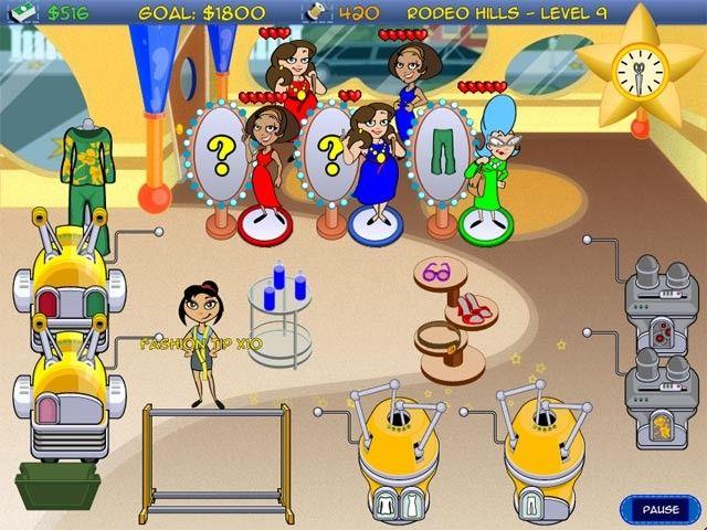 Descarga juego Dress Shop Hop